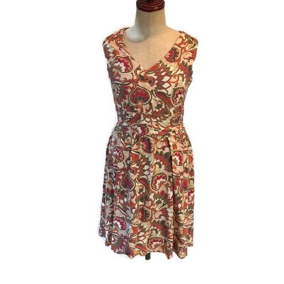 Aventura Dresses & Skirts - Aventura Organic Cotton Sleeveless Dress Sz L